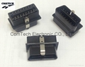 OBD 16p Metal Shrapnel M Connector Plugs