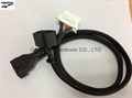 OBD II 16p M to Ford F*2 Auto Y Cable