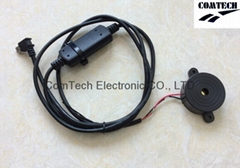 Low voltage cable(contain buzzer)