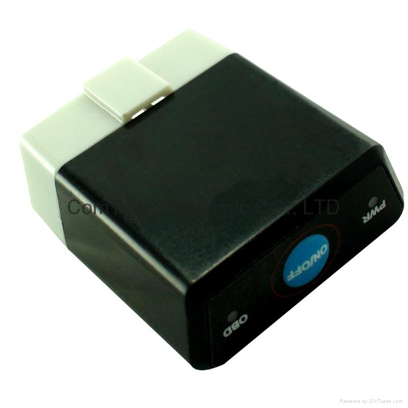 Bluetooth OBDII car diagnostic instrument+ Switch