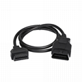 obd 2 obd ll obd2 connector extension cable 3