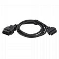 obd 2 obd ll obd2 connector extension cable 4