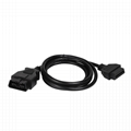 obd 2 obd ll obd2 connector extension cable