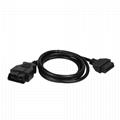 obd 2 obd ll obd2 connector extension cable 7