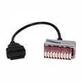 obd2 j1962 30pin cable