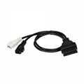 test obd2 j1962 cable