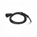 OBDII16針插頭到SCSI 20針SCSI到車載診斷系統電纜 2