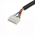 OBDII16針插頭到SCSI 20針SCSI到車載診斷系統電纜 4