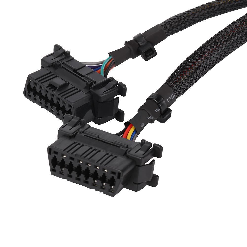16針公母Y型電纜,帶本田連接器車載診斷2車載診斷線 1