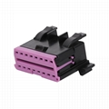 16PIN MALE TO MOLEX 6P with VW connector obd obd2 male female y cable For OBD2 D