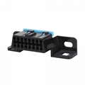 16PIN MALE TO MOLEX 6P with Toyota connector obd OBD2 splitter obdii y type cabl
