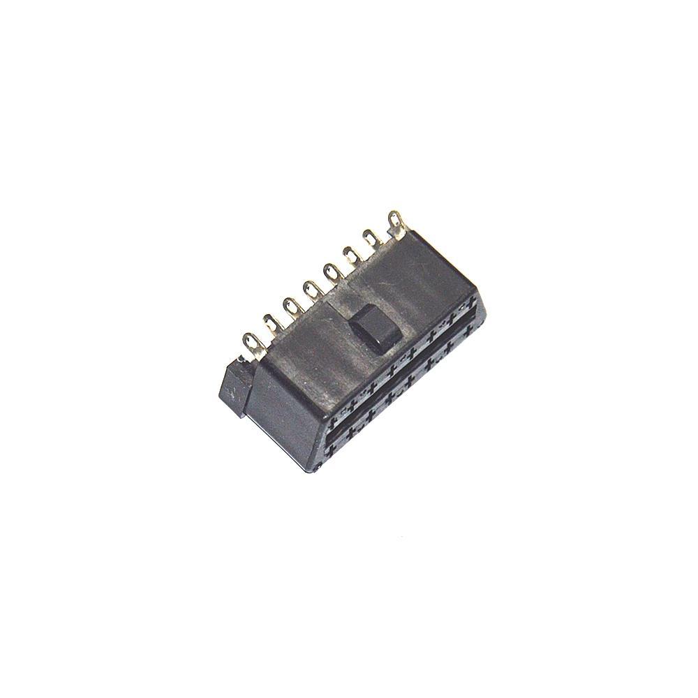 16針公對母,帶DB15P連接器obd 2 obdii電纜, 4
