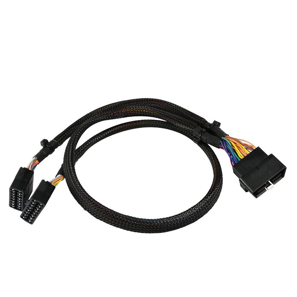 通用車載診斷系統線車載診斷系統16針車載診斷系統y分裂電纜 2