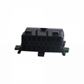 OBDII 16P FEMALE VOIKSWAGEN CONNECTOR obd obdii obd-ii 2 male connector For Used