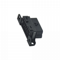 OBDII 16P FEMALE BMW CONNECTOR obd-ii connector For Used to equip OBD2 connector