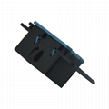 OBDII 16P FEMALE Ford CONNECTOR obd2 female 16 pin obd ii connector For Used to