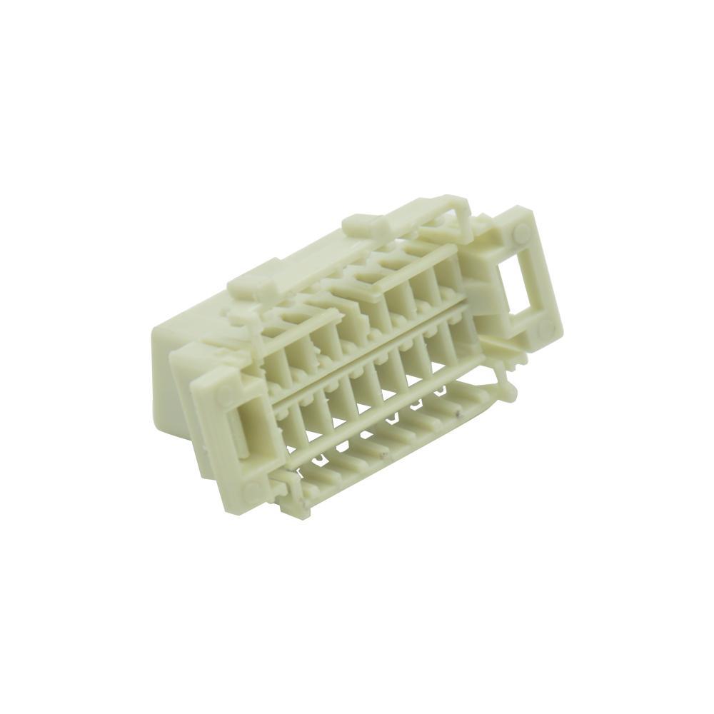 OBDII 16P母本田連接器obd2母16針車載診斷連接器 6