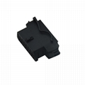 OBDII 16P FEMALE fiat CONNECTOR obdii obd 2 connector For Used to equip OBD2 con