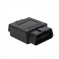 16PIN MALE TO FEMALE Lengthen Adapter obd obd2 16 pin male adapter For OBD2 Diag