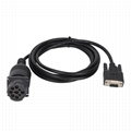 J1708 6PIN FEMALE TO FEMALE sae j1939 j1708 6pin conector cable For Transport eq