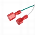 MOLEX 3.0 22PIN MALE TO J1939 9P MALE j1939 connector 9 pin cable For Transport