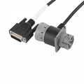 Deutsch  J1939 9P M  TO RS232 9P  F CABLE