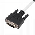 MOLEX 3.0 12英吋公到J1939 9P公sae j1939 9針MOLEX電纜 3