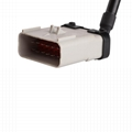 RP1226 14Pin splitter Y cable Low pressure injection molding RP1226 14PIN CONN C
