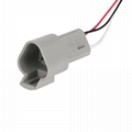RP122614英吋至DT06-3P帶電纜RP1226 14英吋連接器電纜 2