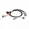 RP122614英吋至DT06-3P帶電纜RP1226 14英吋連接器電纜 1