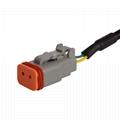 RP122614英吋至DT06-3P帶電纜RP1226 14英吋連接器電纜 5
