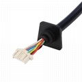 Waterproof Molded Cable Assembly waterproof cable For Tool for soak equipment in