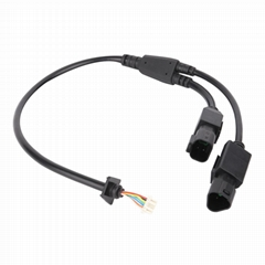 防水模制電纜組件防水電纜用於將設備浸泡在水中的工具
