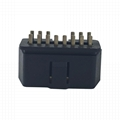 Plug of obd216pin fault diagnosis instrument