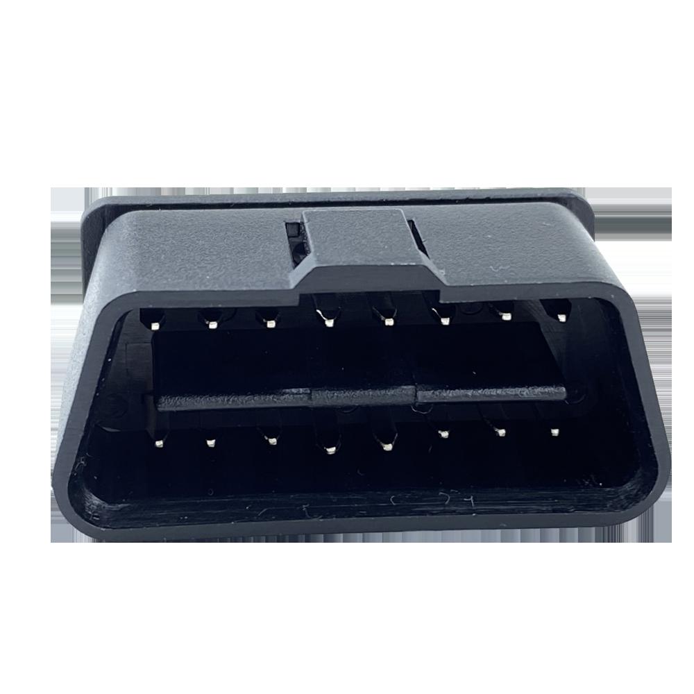 OBD2 16P 公頭汽車診斷連接器 2