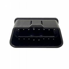 OBD2 16針汽車故障診斷儀插頭