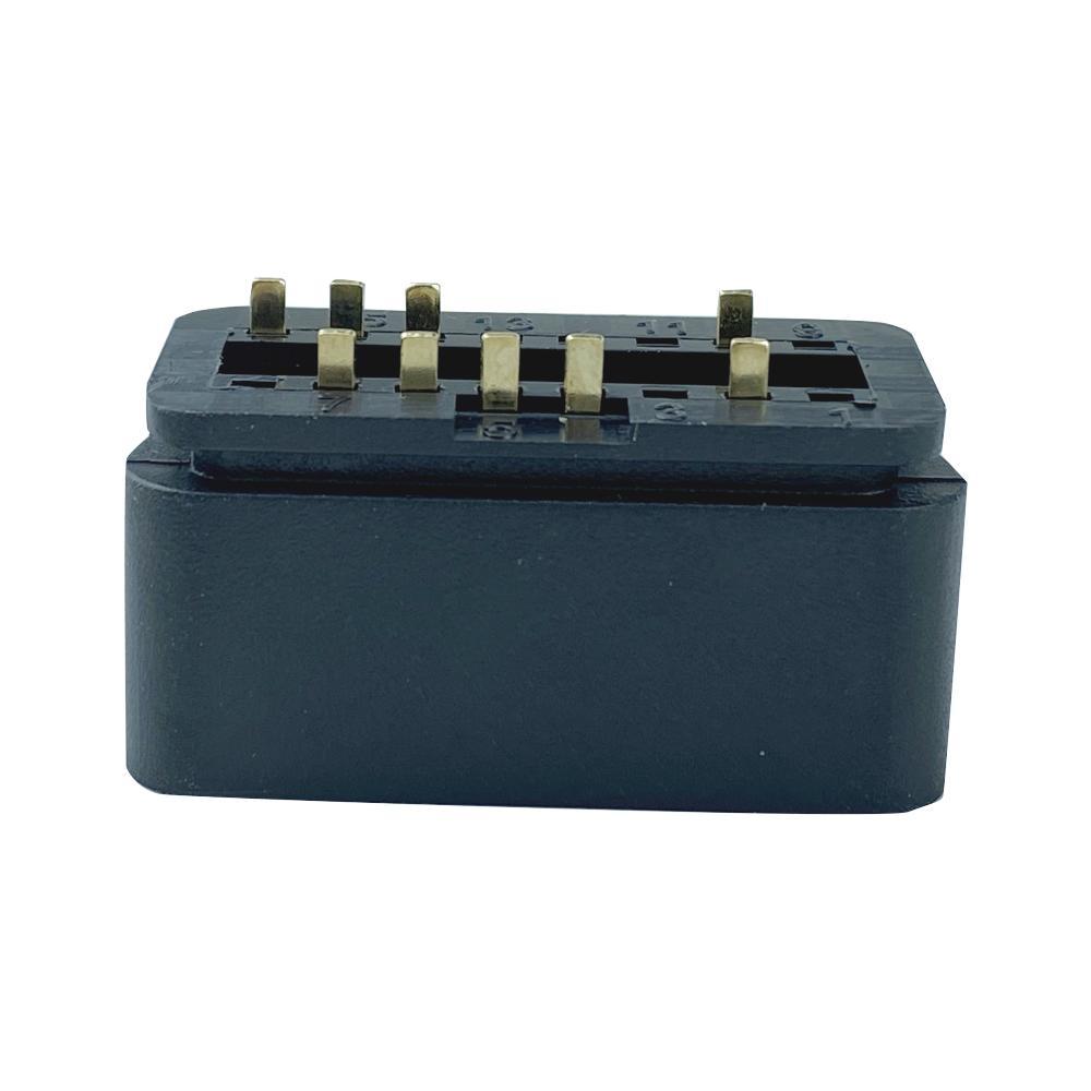 16針公頭連接器OBDII 12V 24V卡車診斷接口插頭 1