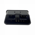 16針公頭連接器OBDII 12V 24V卡車診斷接口插頭 4