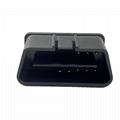 OBD2 male 90 ° plug 16 pin plug for automobile fault diagnosis instrument