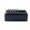 Automobile obdii10pin connector male diagnostic line connector