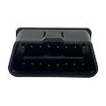 OBD2 16pin automobile male connector adapter plug interface
