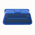 J1962 連接器藍色 OBD II 16PIN汽車診斷線汽車轉接線插頭 2
