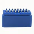 J1962 連接器藍色 OBD II 16PIN汽車診斷線汽車轉接線插頭 4