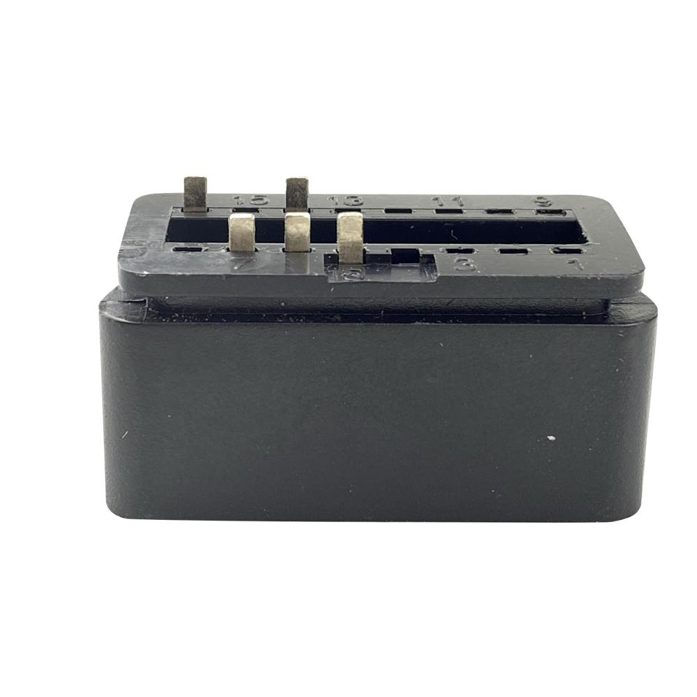 J1962 汽車OBDii 5 PIN 公頭汽車診斷線接頭 5