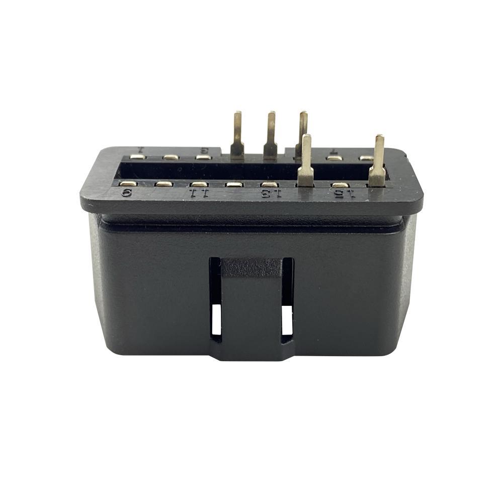 汽車OBDii5PIN連接器公頭j1962連接器 3