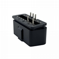 Automobile obdii5pin connector male j1962 connector