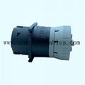 9針陽螺紋至陰螺紋適配器J1939類型 5