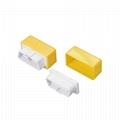 OBDII Yellow Car Wireless Enclosure