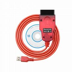 Red electronic control unit programmer V1.87 diagnostic line on-board scanner mo