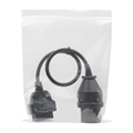 The 38Pin Connector OBD car switching line is suitable for the old car connectin